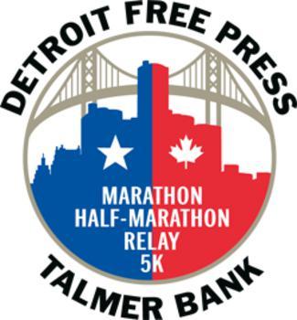 Detroit Free Press/Talmer Bank Marathon 2013