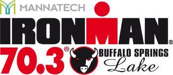 Mannatech IRONMAN 70.3 Buffalo Springs Lake 2017