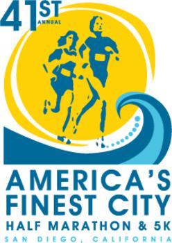 America's Finest City Half Marathon & 5K 2018