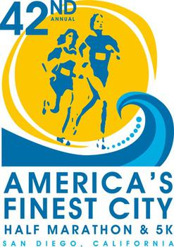 America's Finest City Half Marathon & 5K 2019