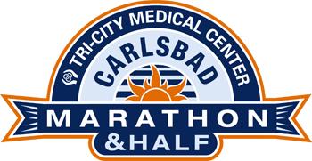 TRI-CITY MEDICAL CENTER Carlsbad Marathon, Half Marathon, Double Down Challenge & 5K 2020