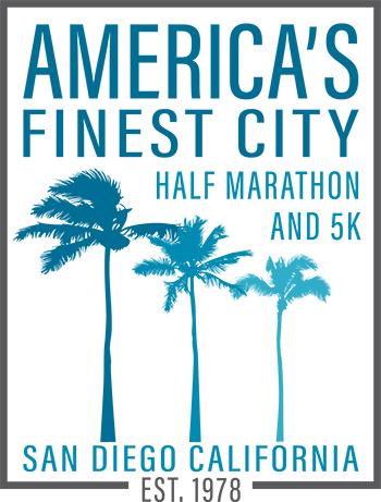 America's Finest City Half Marathon & 5K 2021